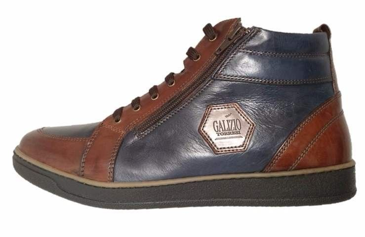 50b4cef20f9356 Check out our new Italian high top shoes for men