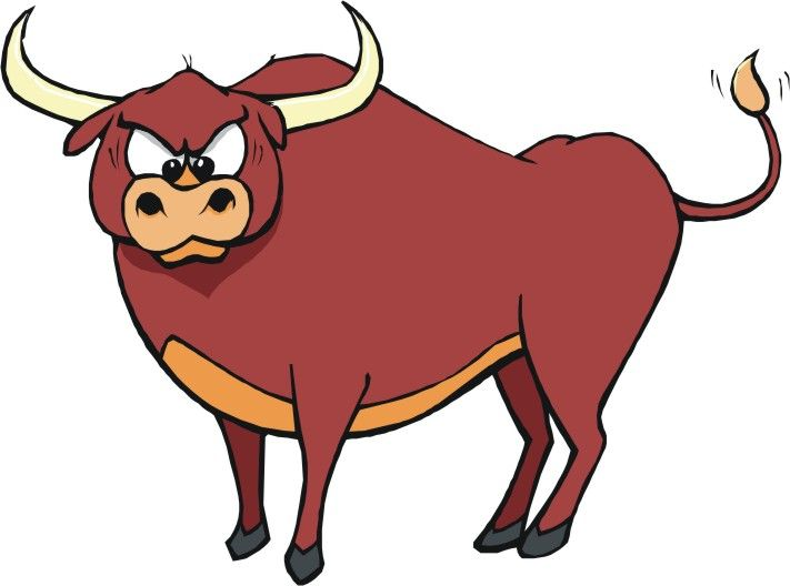 Bull Cartoon Images Clipart Best Cartoon Cartoon Images Clip Art