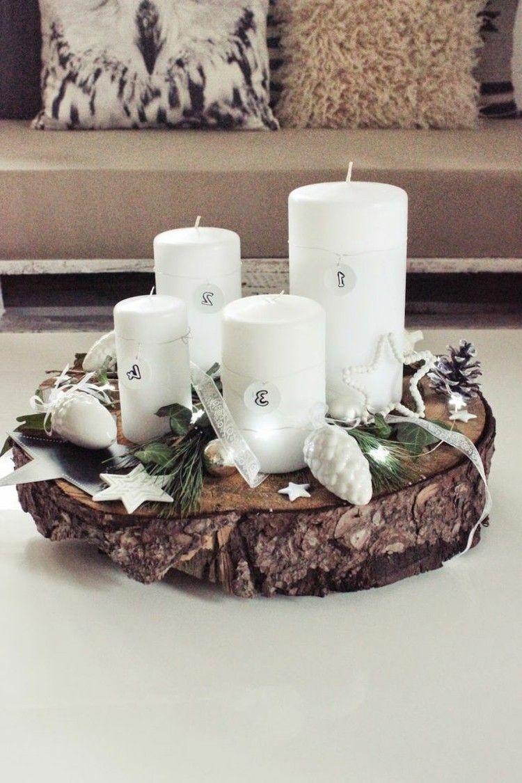 Adventskranz Basteln Modern : adventskranz bestellen oder selber basteln 44 kreative ideen diy weihnachtsdeko ideen ~ Markanthonyermac.com Haus und Dekorationen