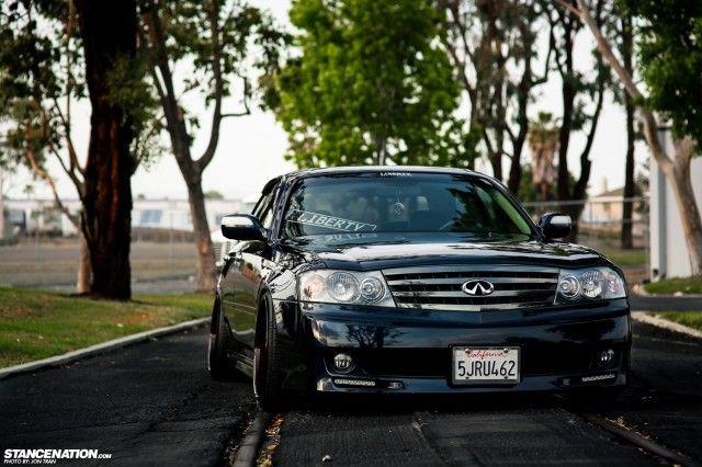 Vip Cedric Nissan Infiniti M45 Stance 8 Nissan Cadric
