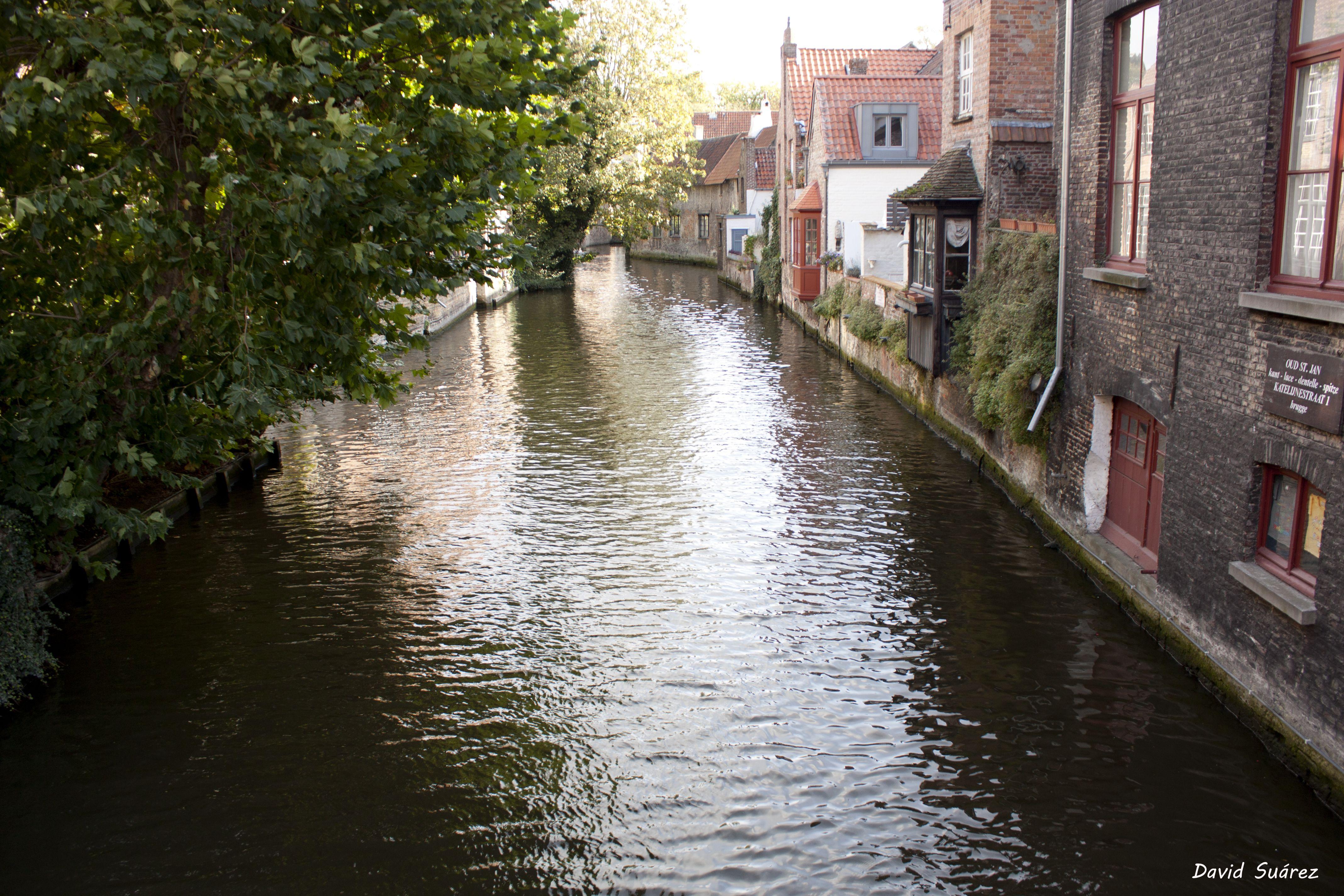 Brujas, Flandes. Bruselas