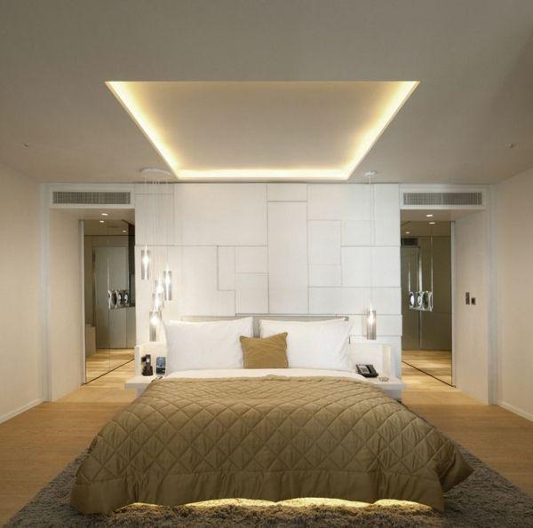 coole-Schlafzimmer-Beleuchtung-Decke.jpg 600×595 Pixel | Lighting ...