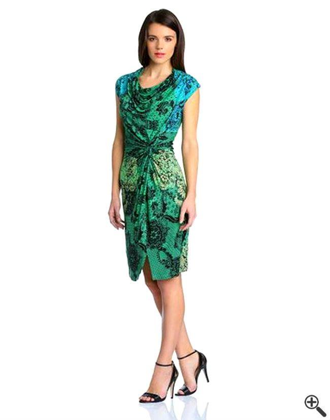 Kleider grun sommer