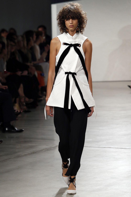 Proenza Schouler - NYFW 2015