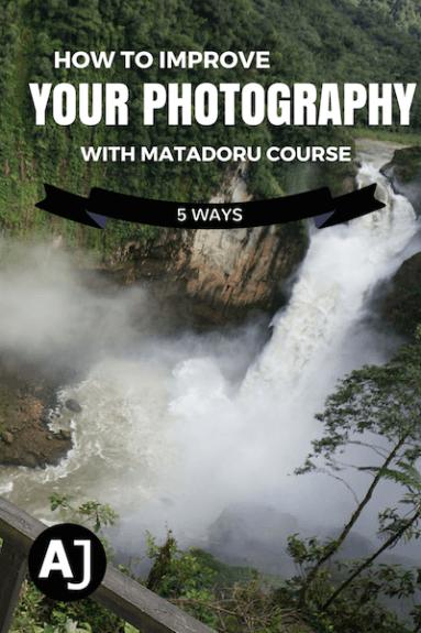 Matadoru Travel photography course