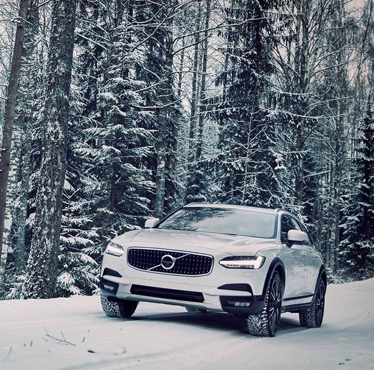 Volvo V90 Cross Country Volvo Volvo Cars Volvo Ocean Race