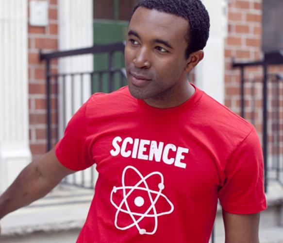 Men's Science Tee