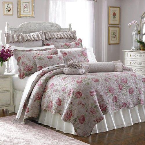 Lenox Vintage Floral Bedding By Lenox Bedding, Comforters, Comforter Sets,  Duvets, Bedspreads