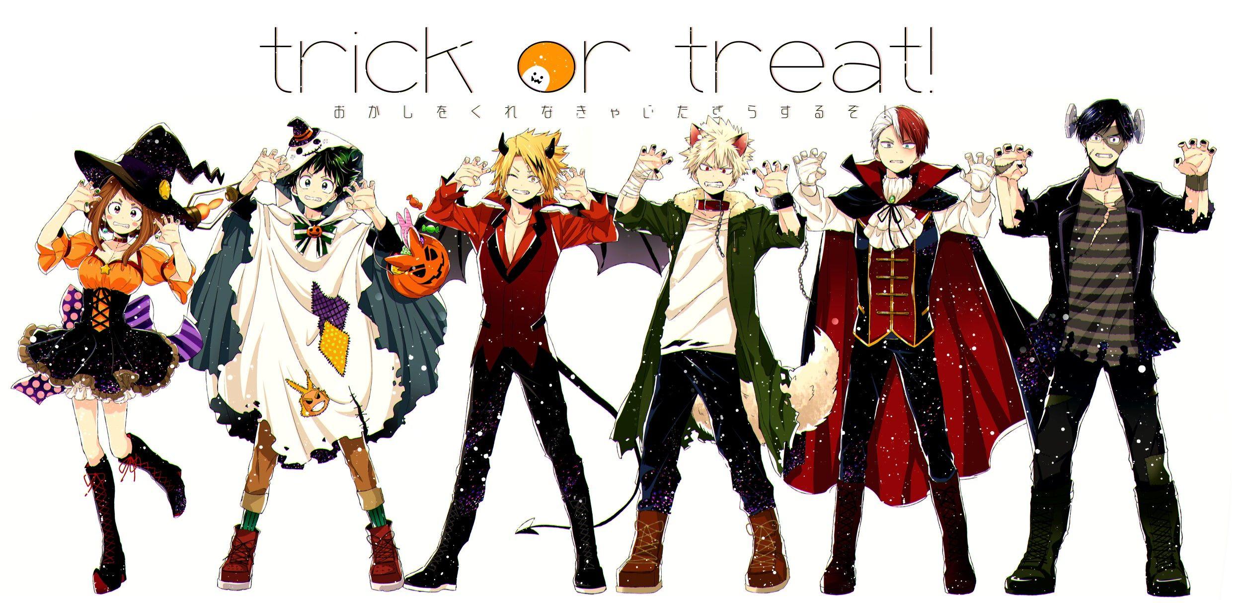 Bnha Boku No Hero Academia Halloween My Hero Hero Hero Academia Characters