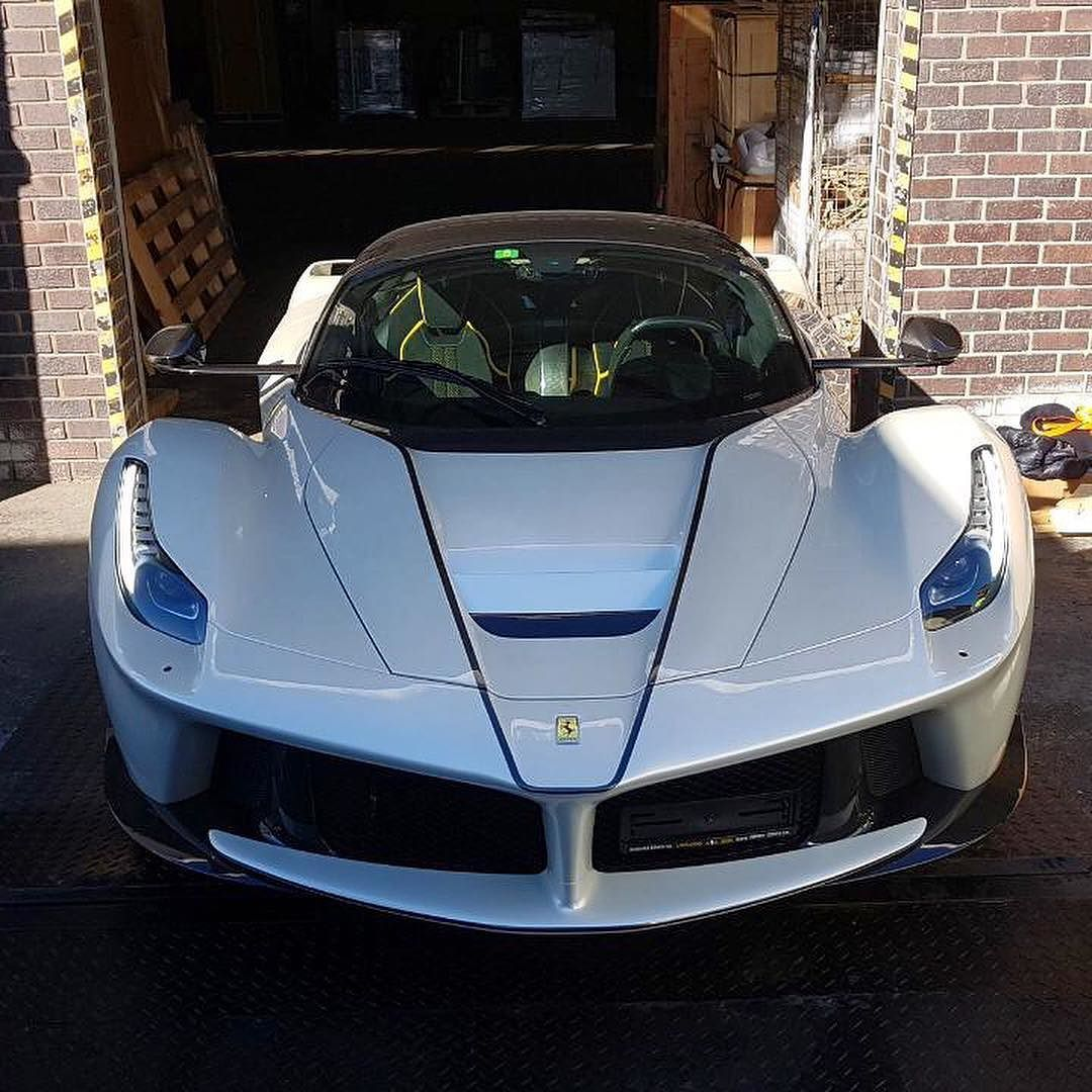 The Stunning Laferrari Aperta Has Arrived In South Africa Cape Town And Owner Selwynchatz Exoticspotsa Zero Black Belt Taekwondo Writing A Business Plan