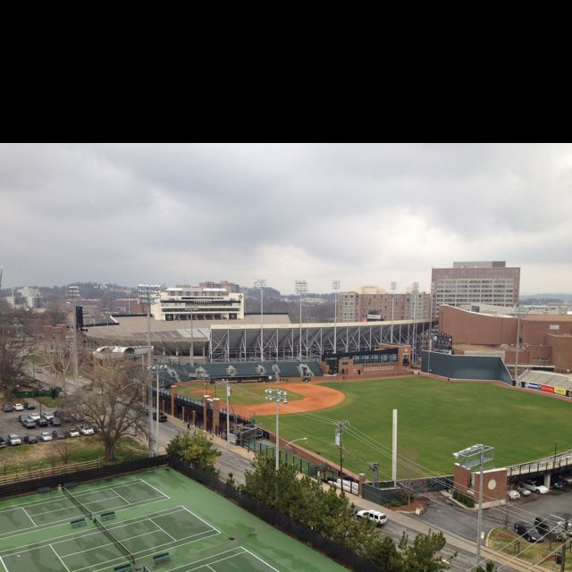 A few of my fave places on VU campus.  Football, basketball, baseball... Go Dores!
