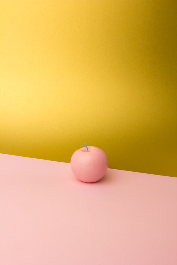 yellow and pink vibes