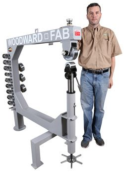 Woodward Fab English Wheel 43