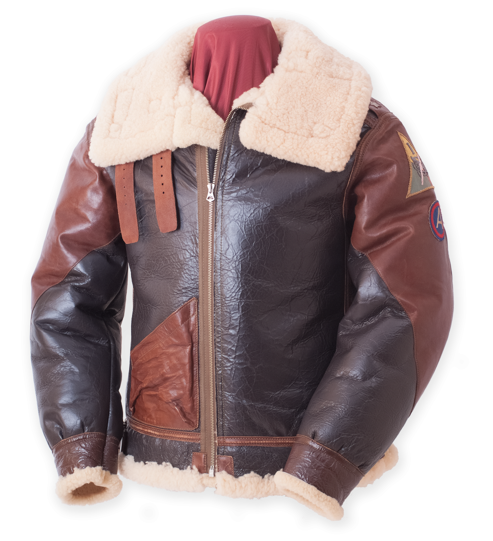 5bbdce9df Eastman Leather Clothing - Type B-3 General Patton | WWII B-17 and B ...