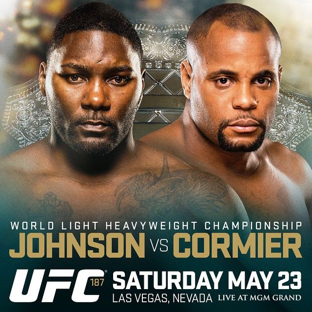 Breaking Jon Jones Out Of Ufc187 Dc Mma Steps In To Face Anthony Rumble For The Lhw Title Ufc Statement Link In Bio Daniel Cormier Ufc Anthony Johnson