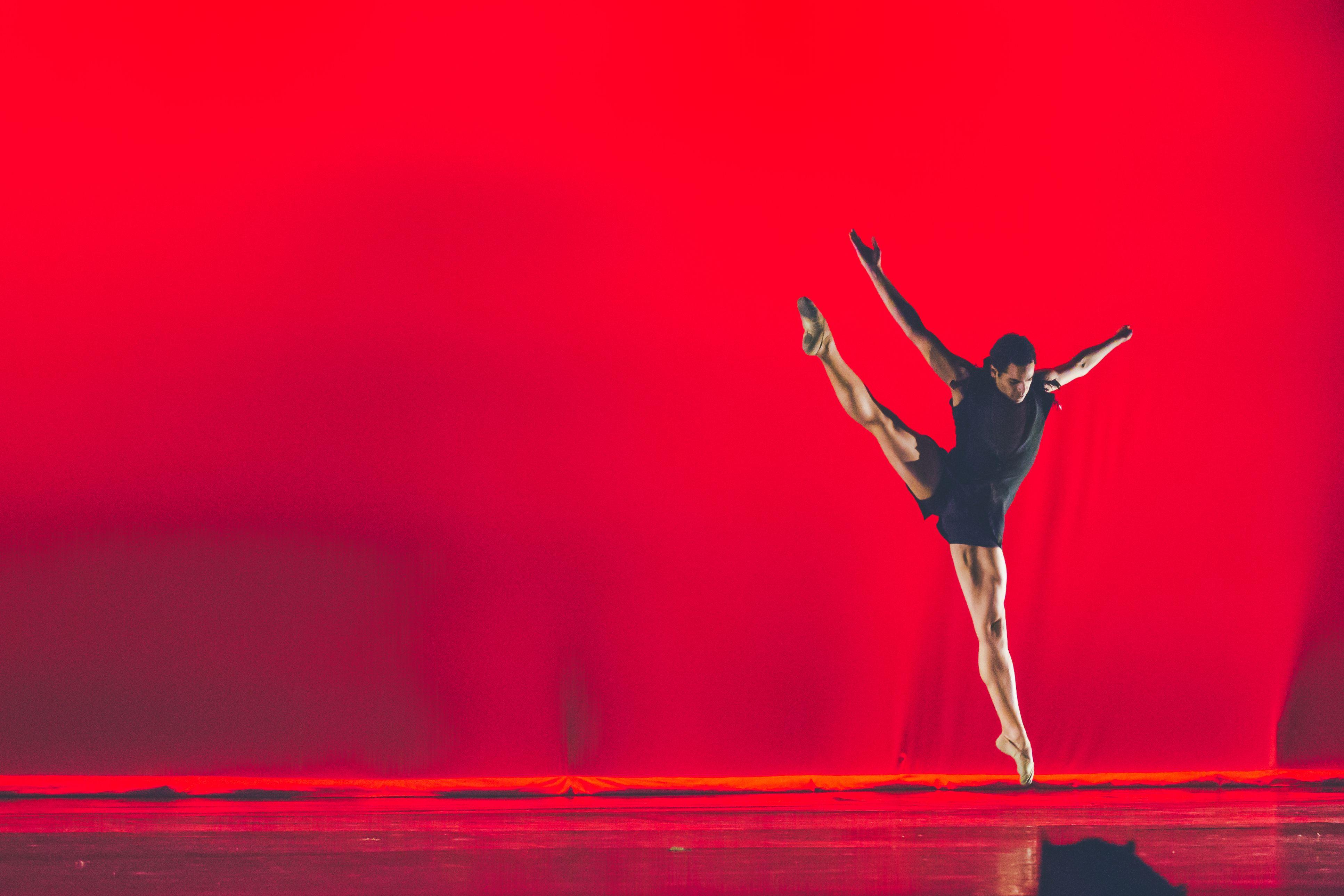 Ballet Juvenil de Florianopolis, coreografia O Corvo