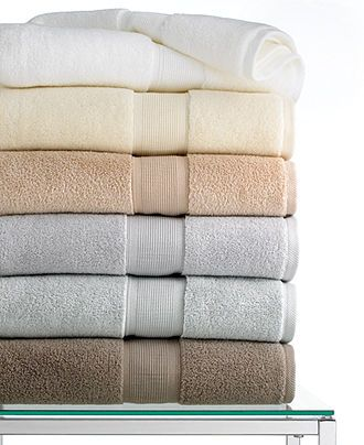 Bath Towels Finest Luxury Collection Created For Macy S With