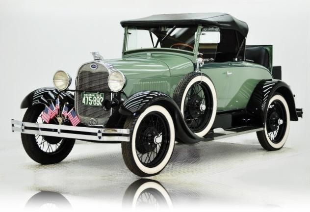 1928 Ford Model A The Year My Parents Were Born With Images