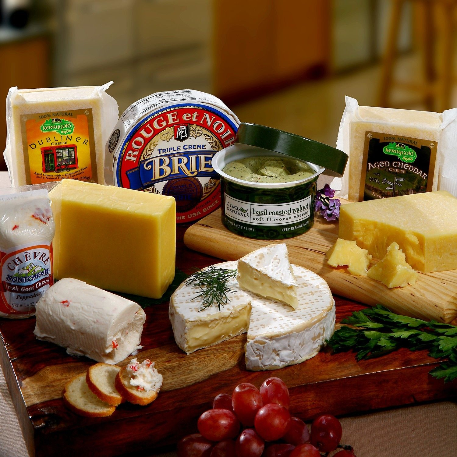 Gourmet cheese variety gift cheese lover gourmet cheese