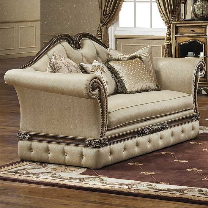 Parisian Loveseat Love Seat Settee Living Room Tuscan Design