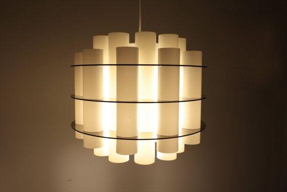 Danish pendant light mid century modern retro home decor
