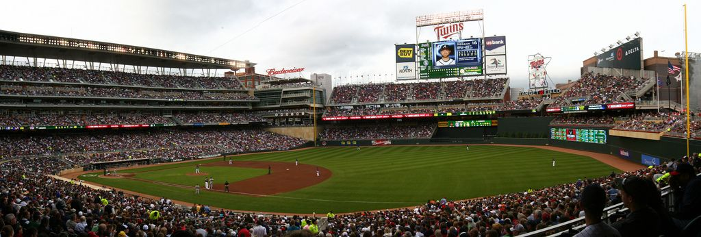Target Field Target field, Field, Baseball field