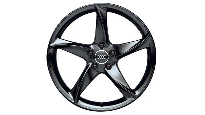 Aluminium Alloy Wheel 9 J X 19 5 Arm Design Black