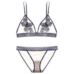 SHARE & Get it FREE | Floral See-Through Bra SetFor Fashion Lovers only:80,000+ Items • FREE SHIPPING Join Twinkledeals: Get YOUR $50 NOW!