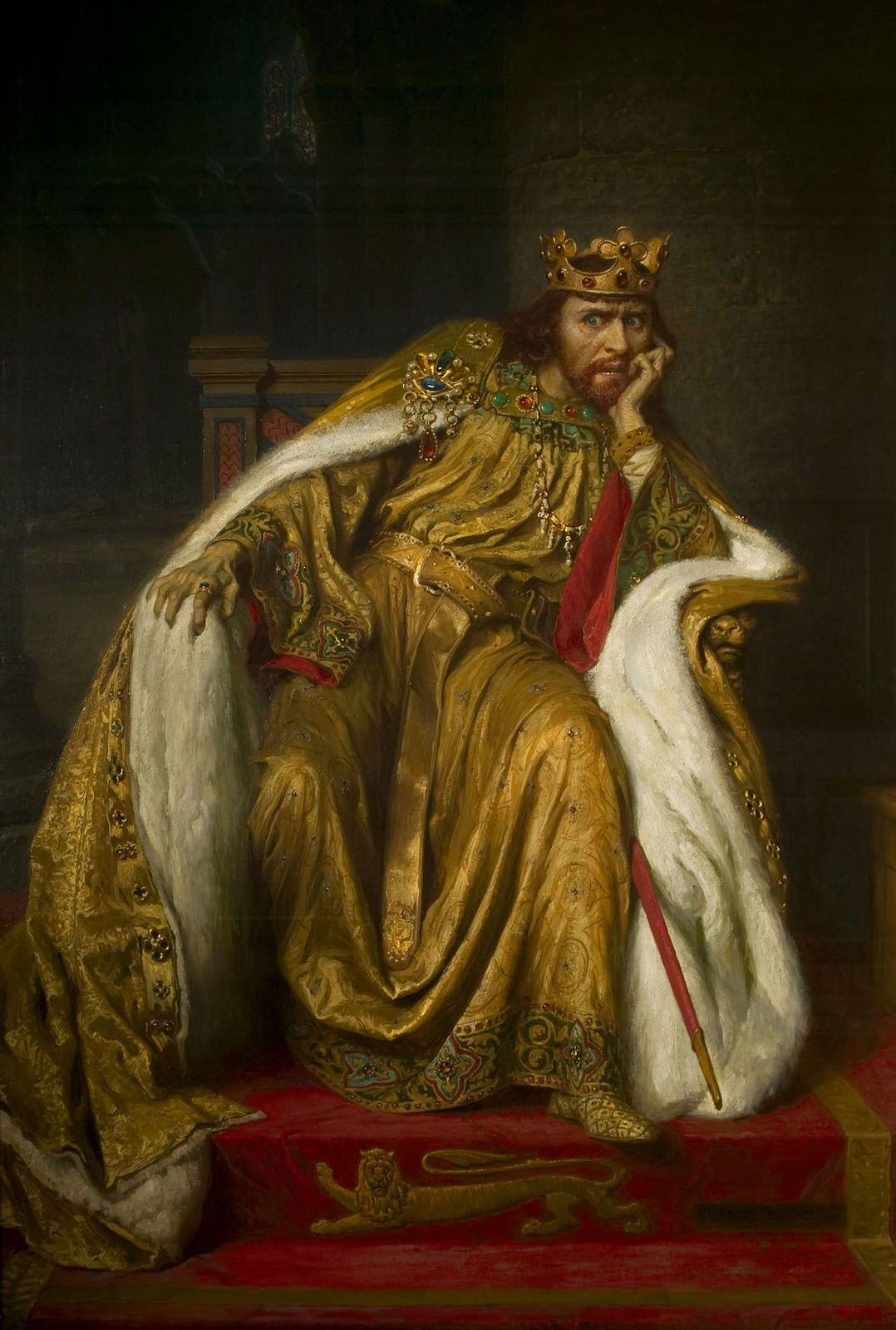 KING JOHN I PLANTAGENET