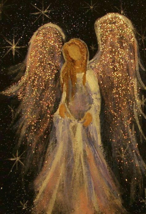 Glowing Angels