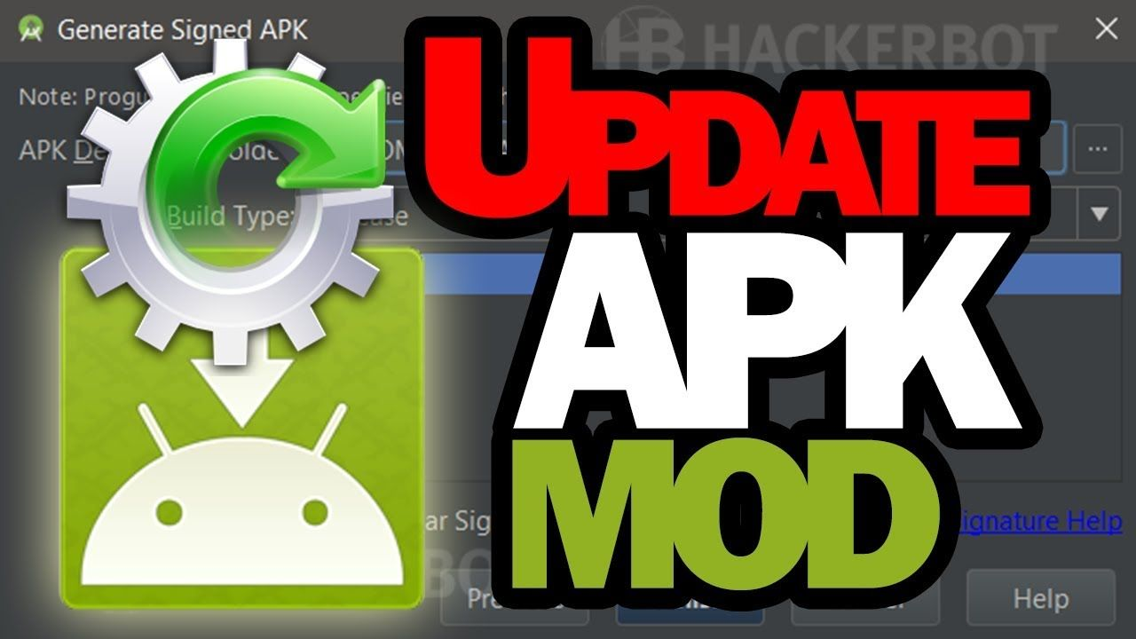 Mod apk games mod games application android