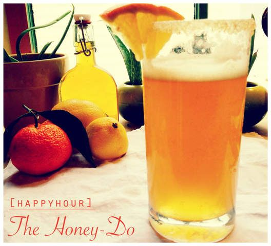 Happy Hour | The Honey-Do