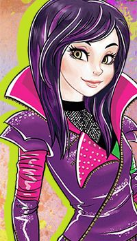 Disney Mal Descendants Clip Art | Disney Descendants ...