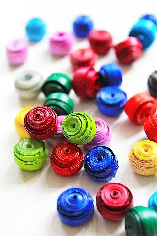 DIY+Papier-Perlen+Selber+machen+Annefaktur.de