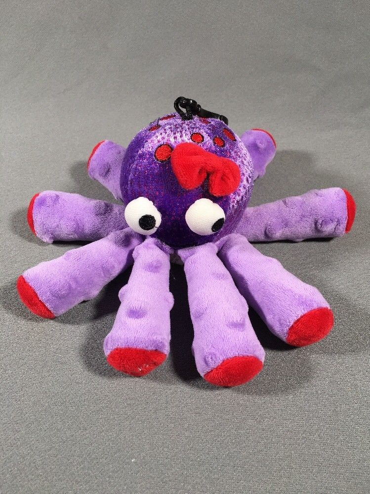 Scentsy Buddy Clip Bubbles The Octopus 5 Inches Scentsy