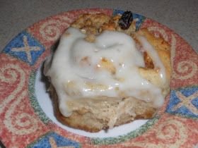 Cookin' with Super Pickle: Ooey Gooey Gluten Free Cinnamon Rolls
