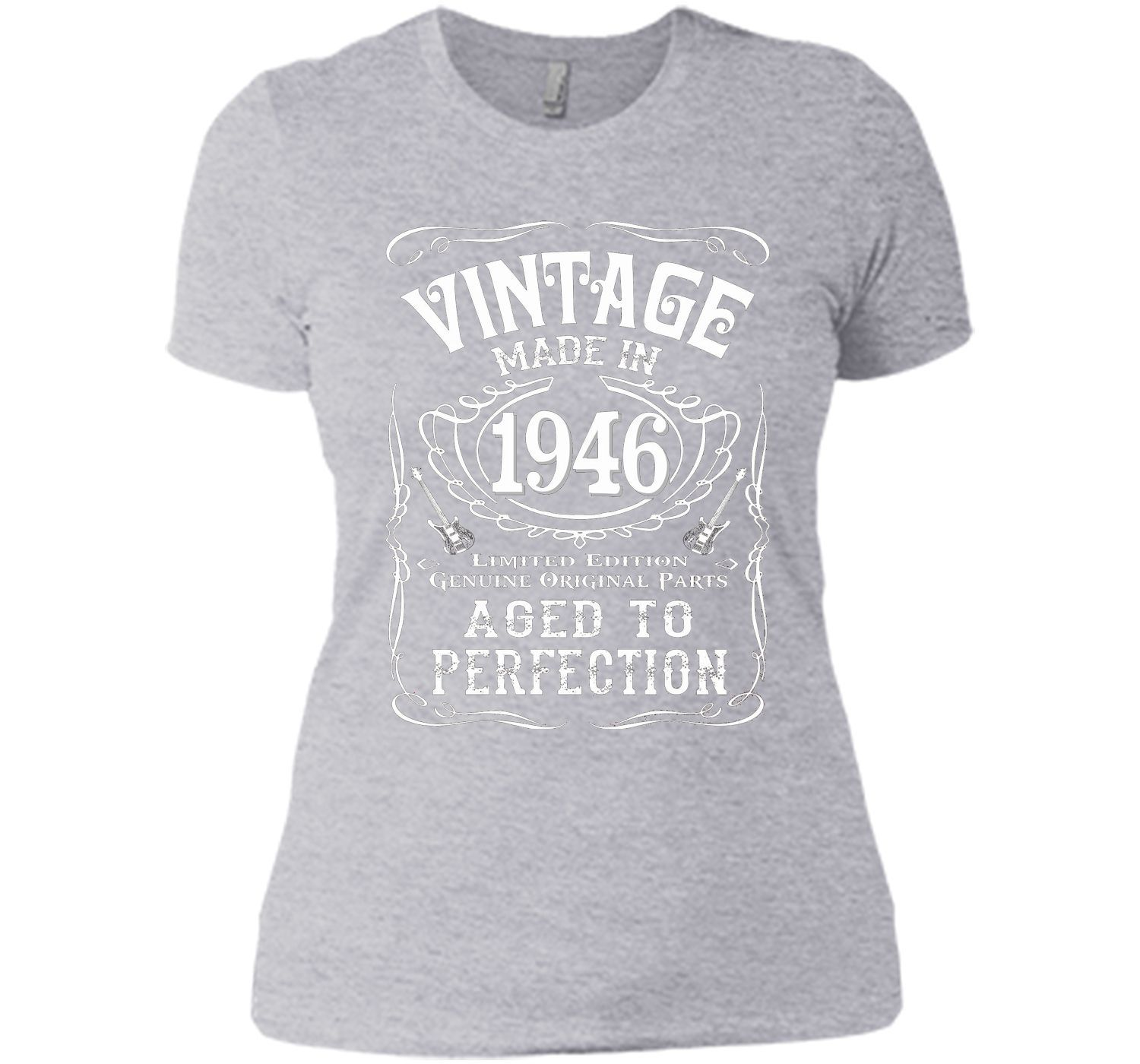 Vintage made in birthday gift idea t shirt products