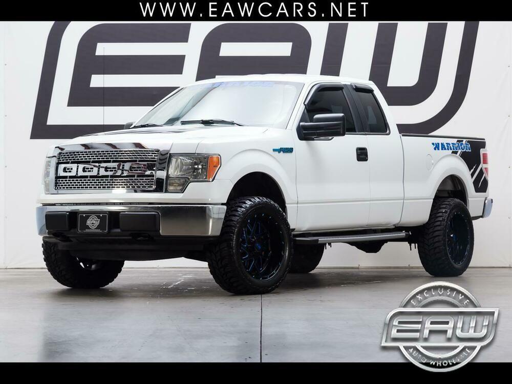 Ebay Advertisement 2014 F 150 Xlt Supercab 4wd Warrior 2014 Ford F 150 Xlt Supercab 4wd Warrior 101722 Miles White Monster Trucks Ford F150 Vehicle Shipping