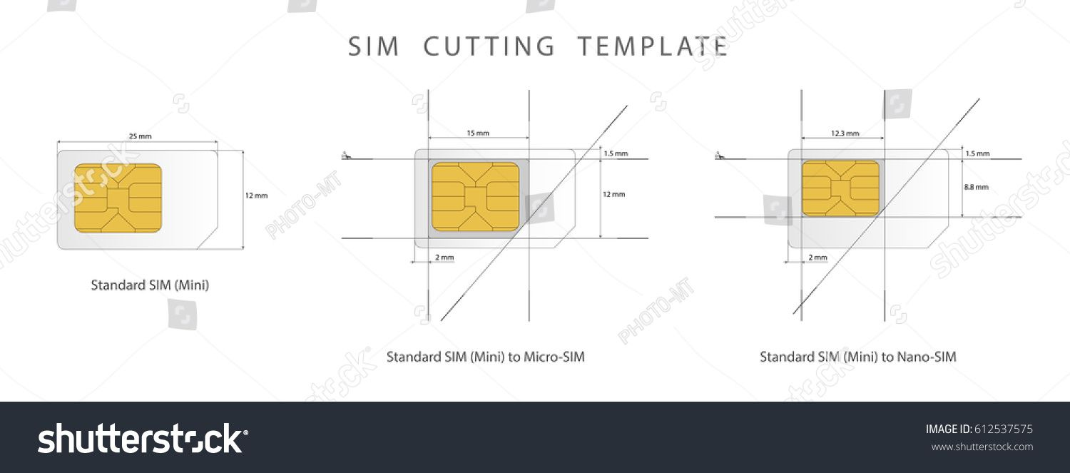 The Excellent Micro Sim Card Template Sinda Foreversammi Throughout Sim Card Template Pdf Picture Below Is Other Pa Card Template Templates Electronic Cards