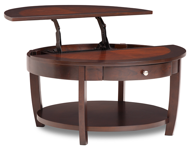 Coffee Tables Cornell Table Get Storage And Style Rowe Furniture