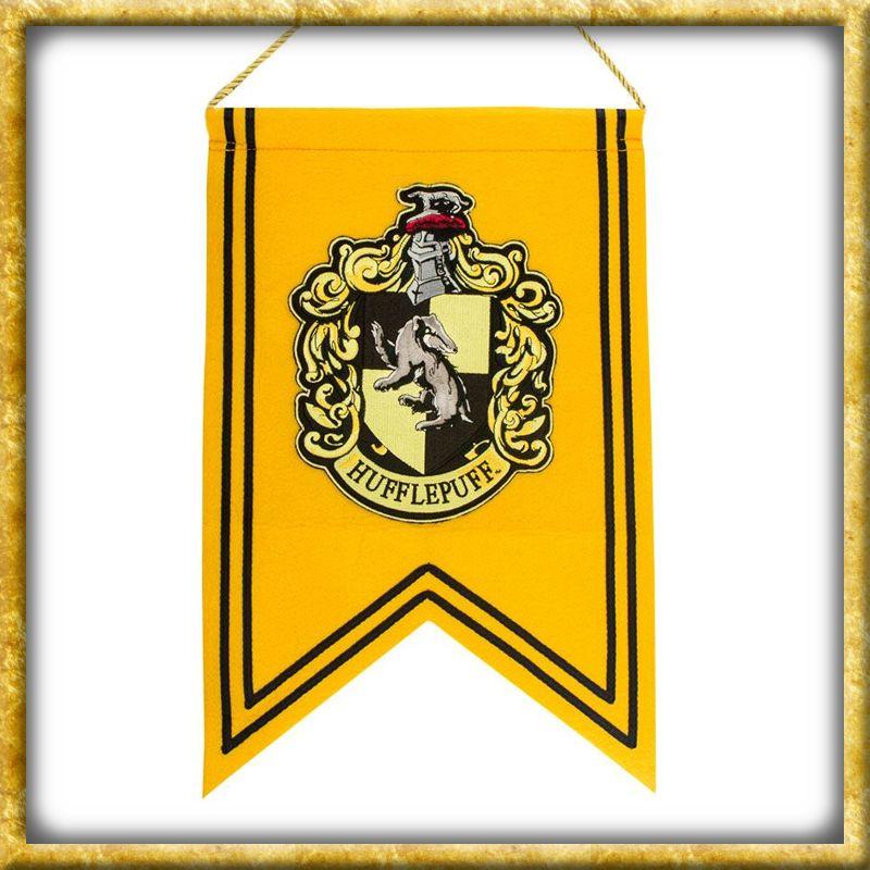 Harry Potter Wandbehang Hufflepuff Banner Wandbehang Hogwarts Banner