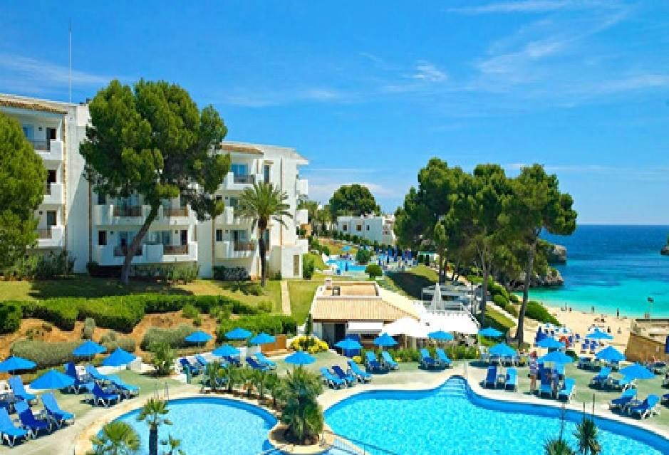 A Hotel in Palma Nova Majorca Spain in 2019 House styles