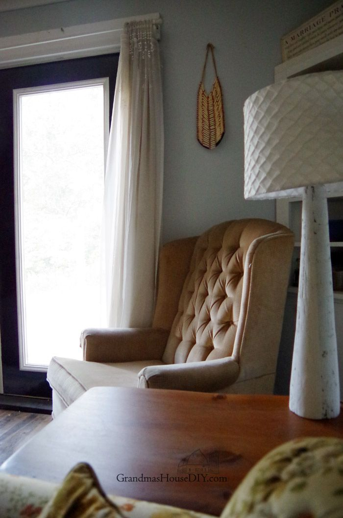 Merveilleux Home Tour: Living Room Reveal, Country, Thrift Stores And Hand Me Downs!