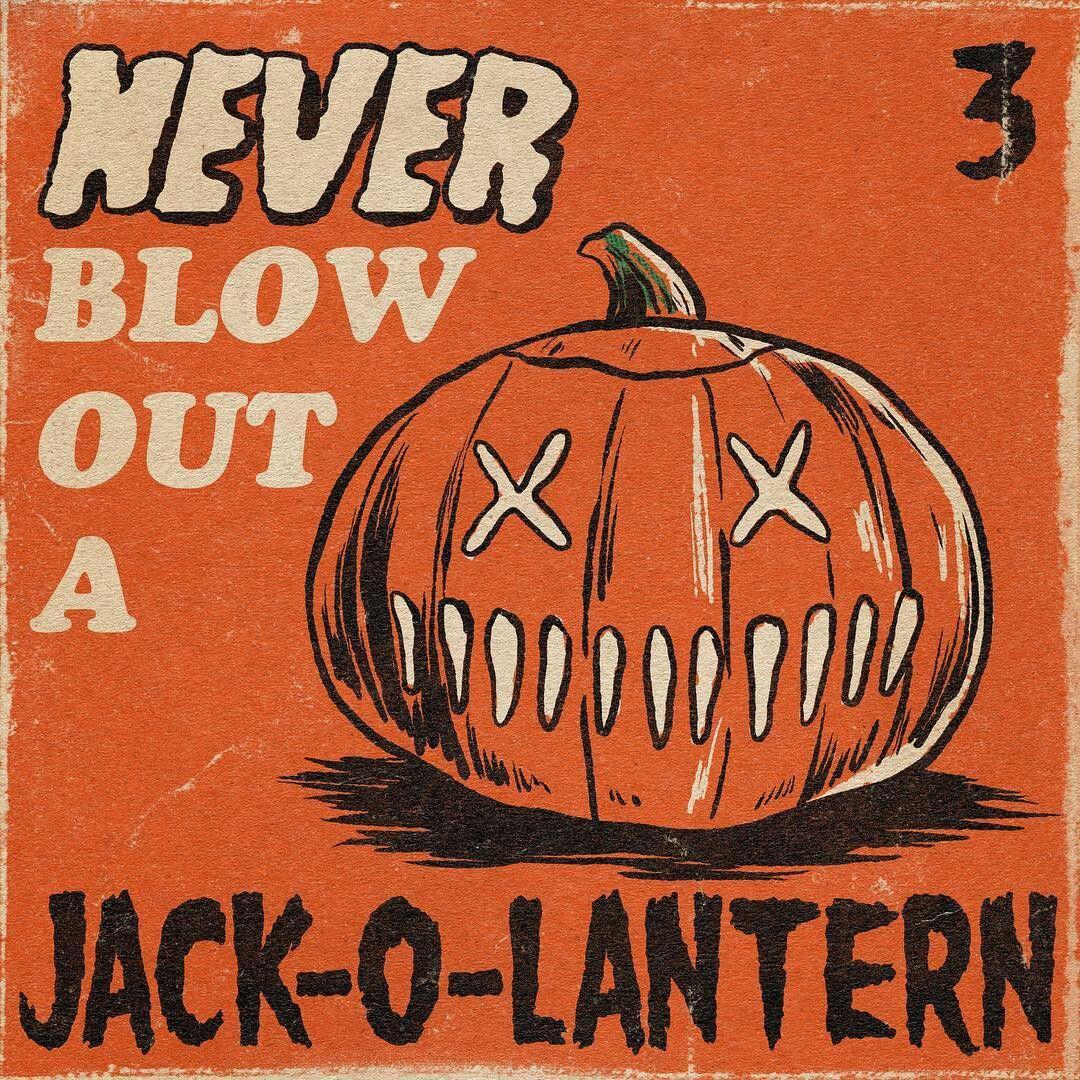 Sam S Rules Of Halloween Trick R Treat Halloween Art