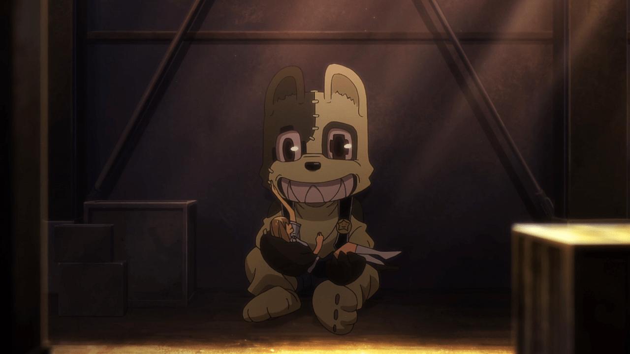 Gleipnir Episode 2 Gallery Anime Shelter in 2020 Anime