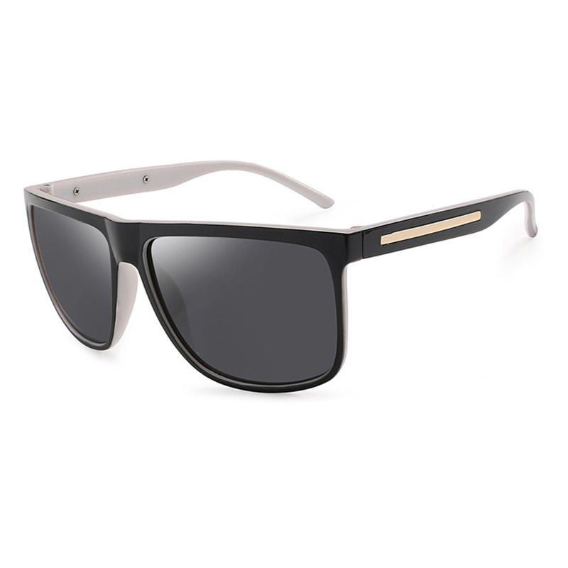 dba164d027 Men Outdoor Casual Square HD Polarized Glasses