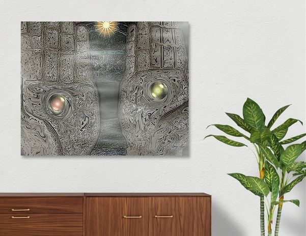 Discover «Balanced Focus», Limited Edition Canvas Print by Glink - From $75 - Curioos