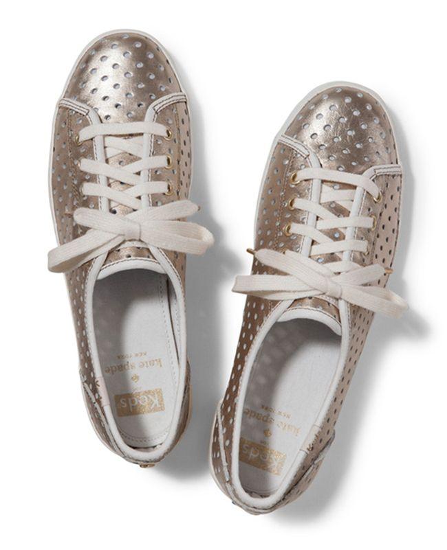 Dressy sneakers   Kate spade keds