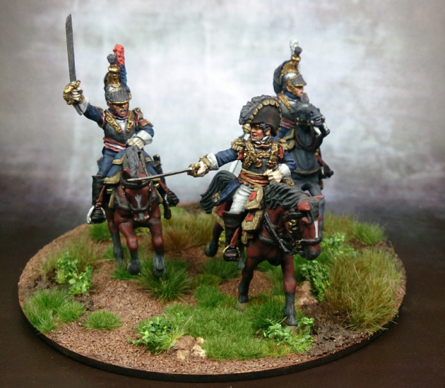 French heavy cavalry division general adcs napoleonic - French div 2 ...