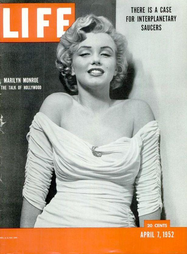 Marilyn Monroe's Life Magazine Covers